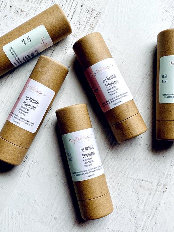 Custom Kraft cardboard tubes