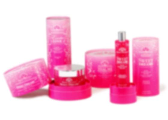 Cosmetic tube packaging box