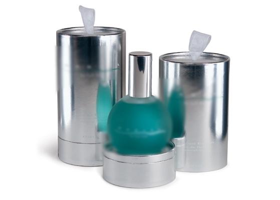 perfume bottles tube packaging