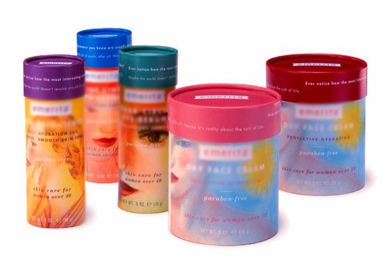 Custom Paper Cardboard Cosmetic Tubes Packaging boxes