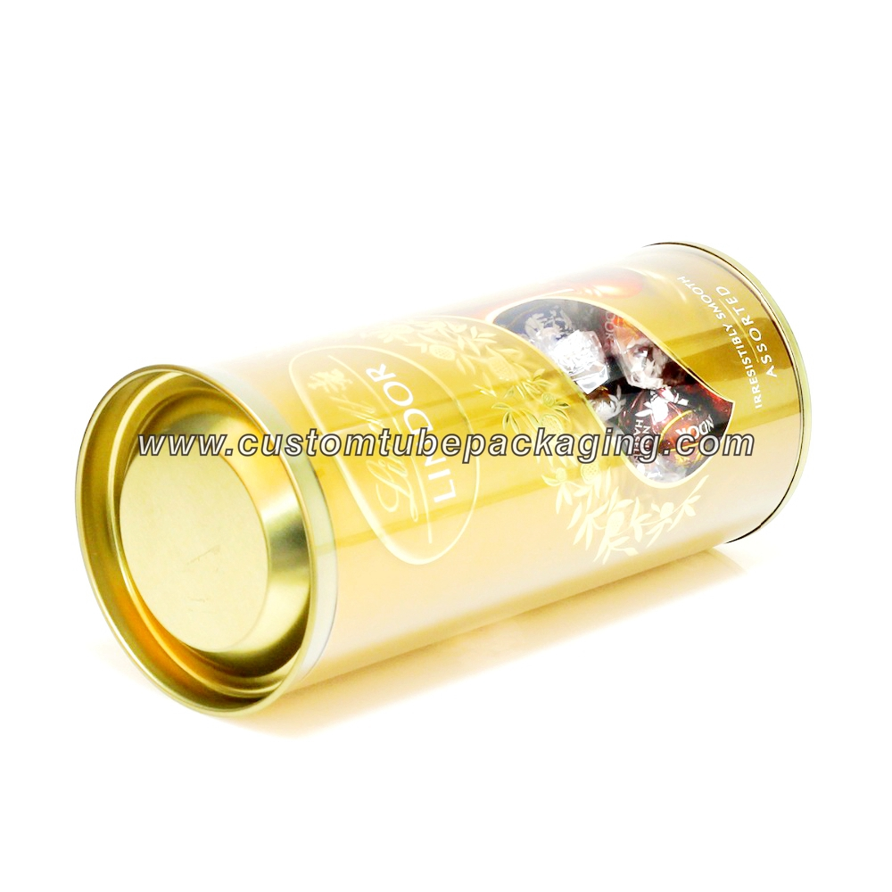 Food grade plastic tube packaging