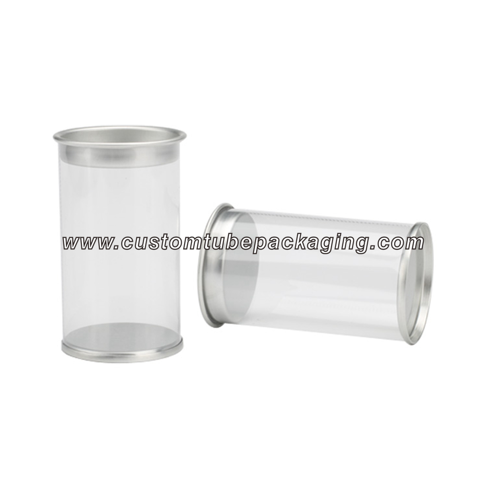 Plastic tube containers with Lid